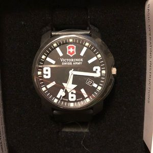 NIB Swiss army watch